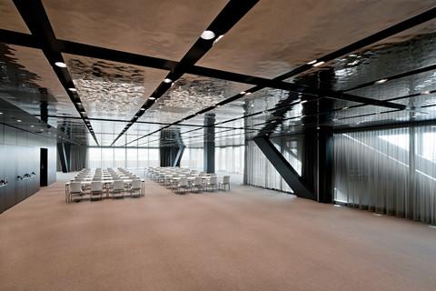 Meliá Vienna - Veranstaltungsraum © Thierry Delsart