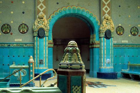 Gellért Bath © Danubius Hotel Gellért