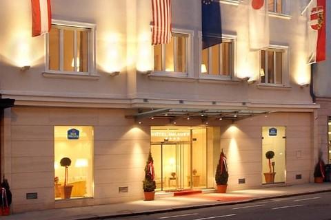 Hotel IMLAUER & Bräu Salzburg - Aussenansicht © Imlauer