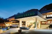 CESTA GRAND Aktivhotel & Spa - Hoteleingang © CESTA GRAND Hotel