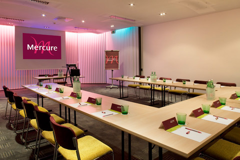 Hotel Mercure Bregenz - Seminarraum U-Bestuhlung © Hotel Mercure Bregenz
