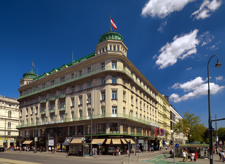 Hotel Bristol Wien Geschichte