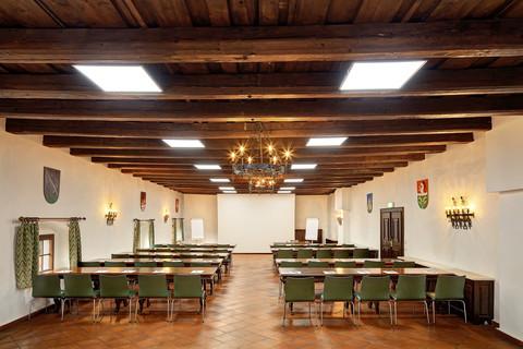 Hotel Schloss Weikersdorf - Grosser Rittersaal © Hotel Schloss Weikersdorf