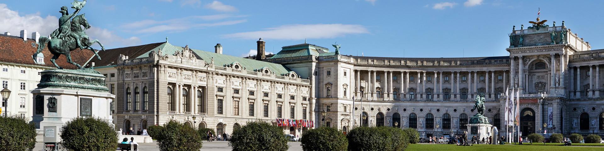 Hofburg Wien - Aussenansicht © Hofburg Vienna | M. Seidl