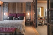 Interalpen-Hotel Tyrol  - Schlafzimmer Panorama Suite  Deluxe © Interalpen-Hotel Tyrol