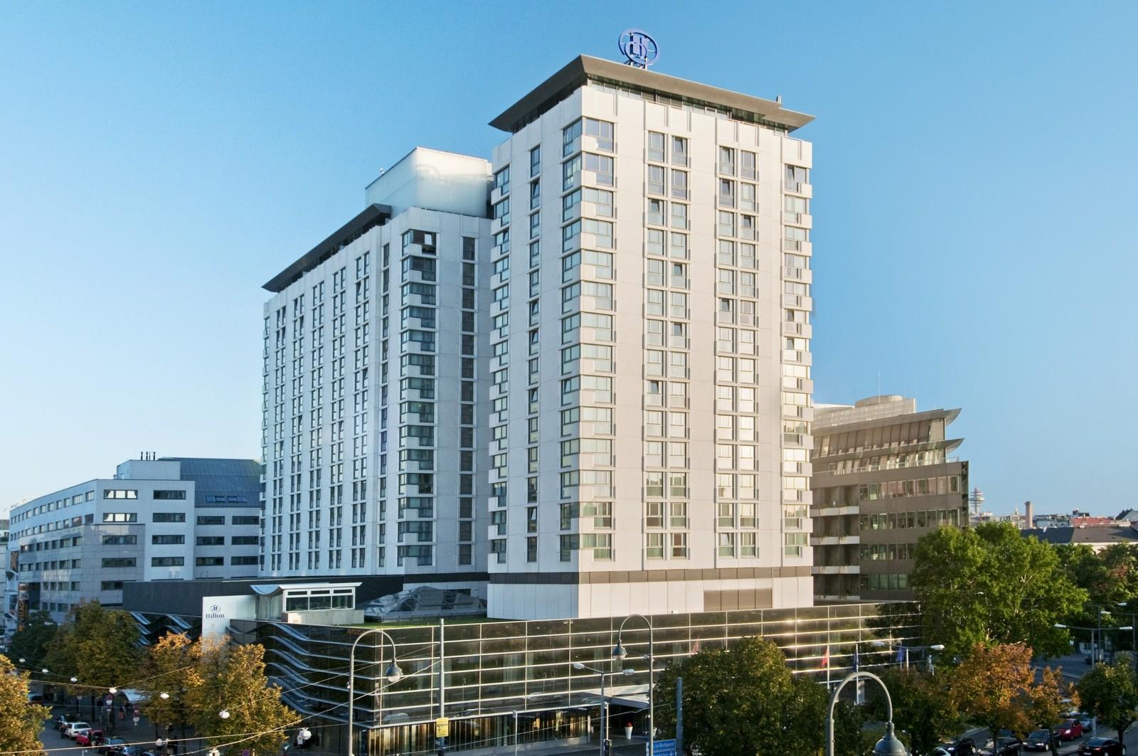 Hilton vienna austria s biggest hotel