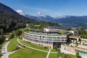Kempinski Hotel Berchtesgaden - Aussenansicht © Kempinski Hotel Berchtesgaden