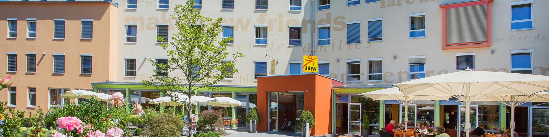 JUFA Hotel Salzburg City - Aussenansicht © JUFA Hotels