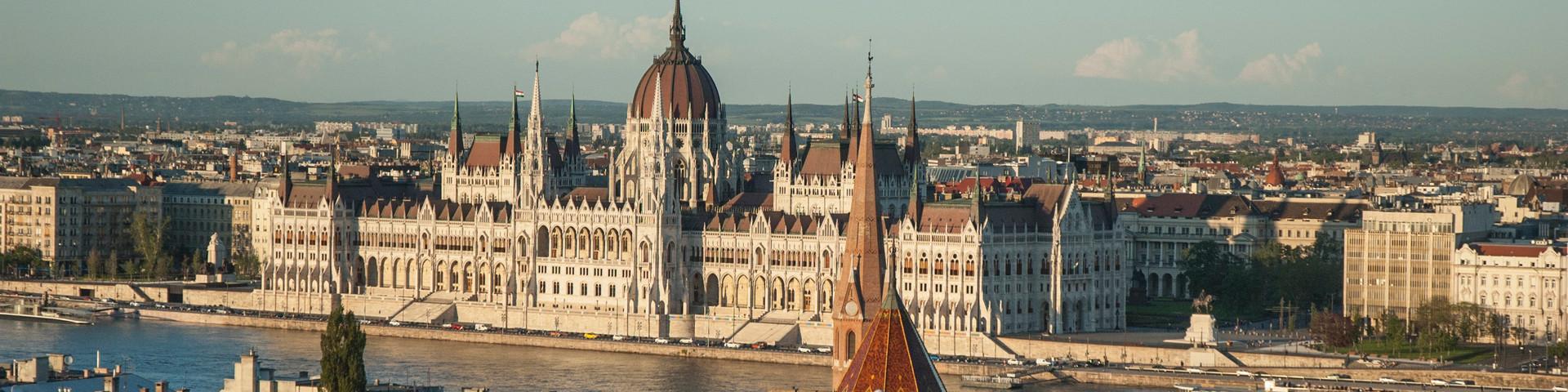 Budapest Parlament © budapestinfo.hu