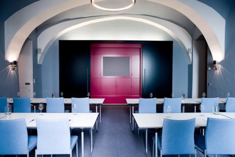 Hotel DAS TRIEST - Seminar room Piber © Victoria Schaffer