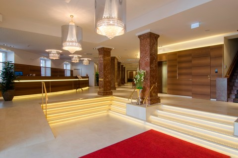 IMLAUER HOTEL PITTER Salzburg - Lobby @ IMLAUER Hotels & Restaurants