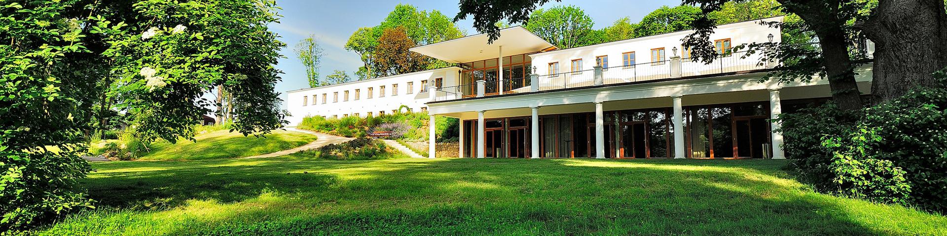 Schlosspark Mauerbach - Aussenansicht © Schlosspark Mauerbach