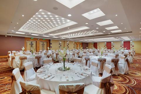 Hilton Budapest City - Gala dinner © Hilton Budapest City