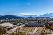 Messezentrum Salzburg – Festungsblick und Aussenbereich Messenzentrum © Messezentrum Salzburg