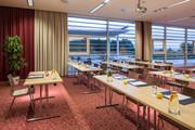 Falkensteiner Therme & Golf Hotel Bad Waltersdorf - Seminarraum Birdie & Eagle Parlamentbestuhlung © Falkensteiner Hotels & Residences