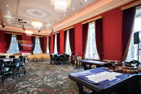 Casino Salzburg - Lounge © Casino Salzburg