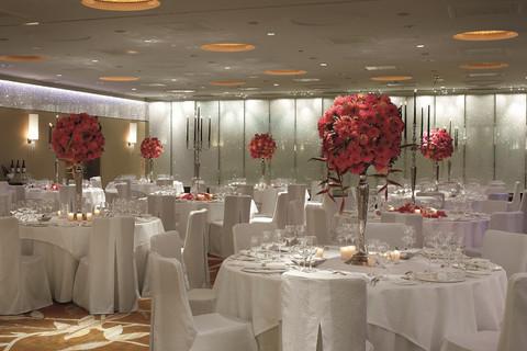 The Ritz-Carlton - Gala dinner © The Ritz-Carlton