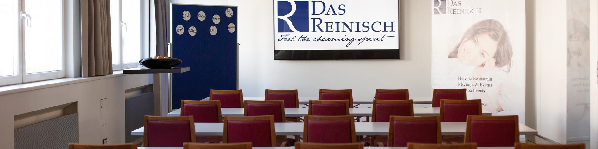 das Reinische business hotel - Seminar © das Reinische business hotel