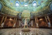 Österreichische Nationalbibliothek - Prunksaal © Österreichische Nationalbibliothek / Hloch