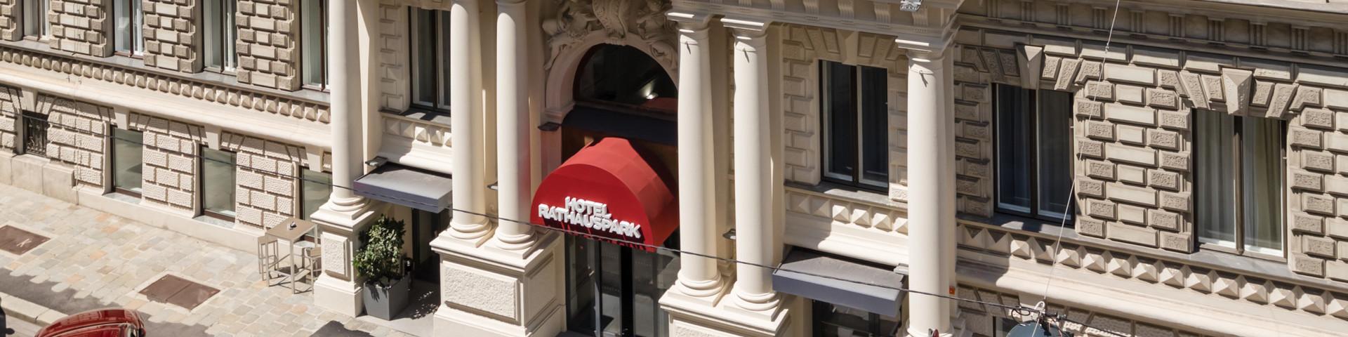 Austria Trend Hotel Rathauspark - Aussenansicht © Austria Trend Hotels