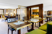 Hilton Budapest - Executive Lounge Reception © Hilton Budapest