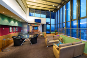 Hilton Budapest City - Executive Lounge © Hilton Budapest City