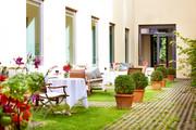 Hotel DAS TRIEST - Garten Seminarraum © Hotel DAS TRIEST