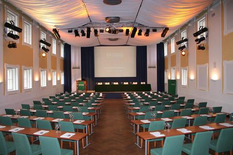 Gwandhaus Salzburg - Gwandhaus hall © Gössl GmbH