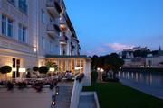 Hotel Sacher Salzburg - Terrasse © Hotel Sacher Salzburg