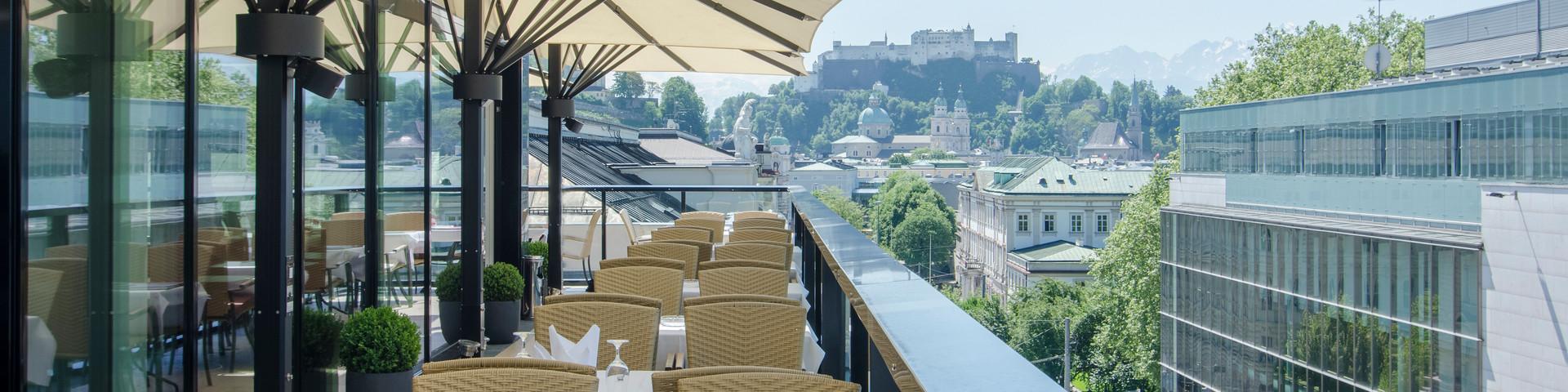 IMLAUER Sky - Bar © Imlauer Hotels & Restaurants