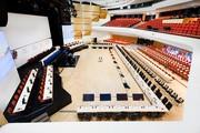 Budapest Congress Center - Veranstaltungsraum Patria - U Bestuhlung © Budapest Congress Center