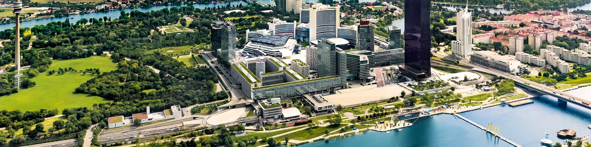 Austria Center Vienna - Donaucity © IAKW-AG CV2