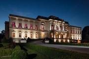 Casino Salzburg - Schloss Frontansicht Nacht © Casino Salzburg
