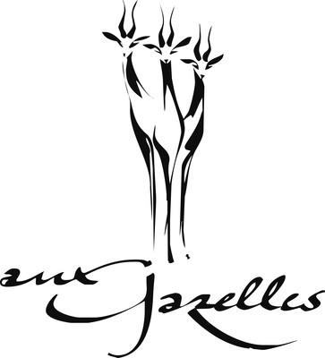 Aux Gazelles - Logo