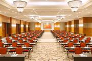 IC Budapest - Seminarraum Reihen-Bestuhlung © Intercontinental Budapest