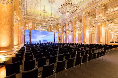 Hofburg Wien - Zeremoniensaal conference © Hofburg Vienna | L. Kirchgasser