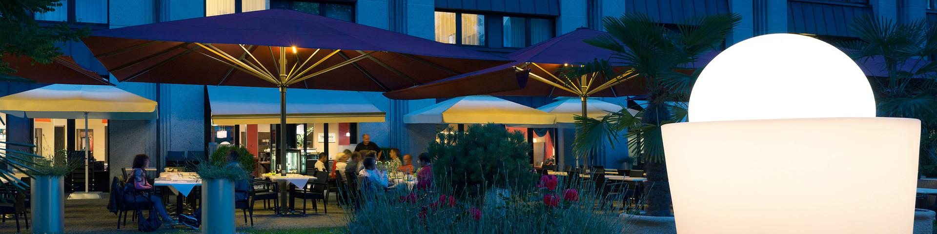 Hotel Mercure Bregenz - Aussenansicht © Hotel Mercure Bregenz