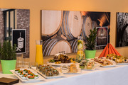 JUFA Hotel Wien City - Buffettisch © JUFA Hotel Wien City