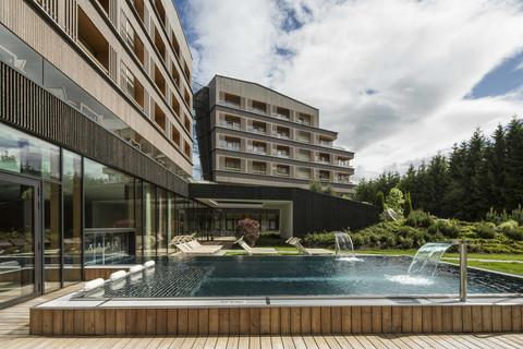 Falkensteiner Hotel Schladming - Aussenansicht Spa © Falkensteiner Hotels & Residences