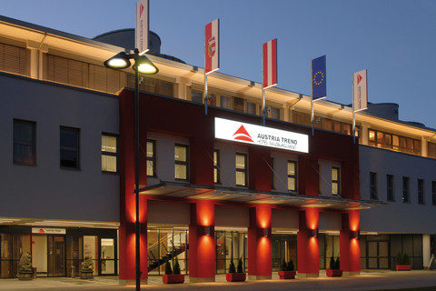 Austria Trend Hotels - External view © Austria Trend Hotels