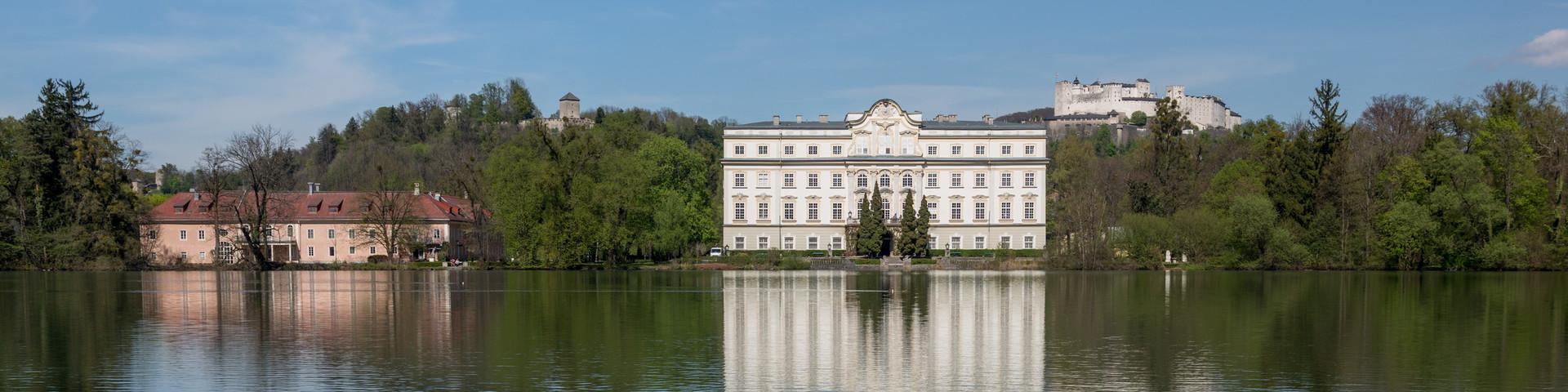 Hotel Schloss Leopoldskron - Aussenansicht © Hotel Schloss Leopoldskron