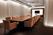 Fleming's Deluxe Hotel Wien-City - Boardroom Silver © Fleming's Hotels & Restaurants
