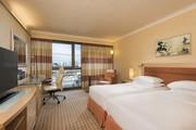 Hilton Vienna - Twin City View Zimmer © Hilton Vienna
