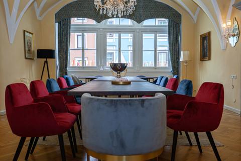 Hotel Palais26 - Seminarraum Salon Phil © Hotel Palais26