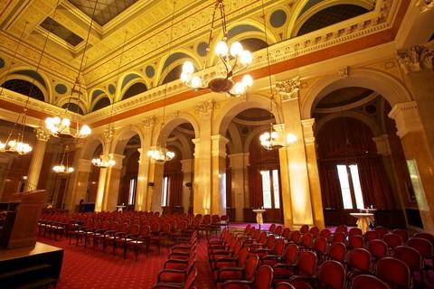 Wiener Börsensäle - Banquet hall and arcades © Börsensäle, Wien