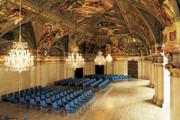 Palais Niederösterreich - Landtagssaal © VIA DOMINORUM GrundstücksverwertungsGmbH