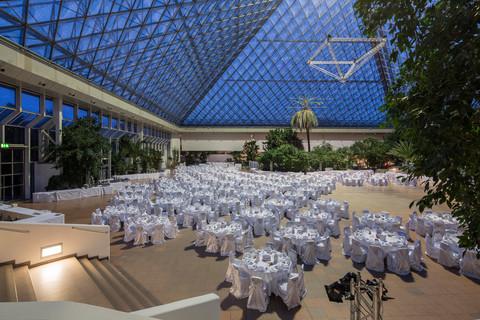 Eventhotel Pyramide - gala © Eventhotel Pyramide