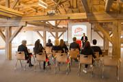 Stiegl Brauwelt - Seminarraum und Teilnehmer © Stiegl | Bazzoka
