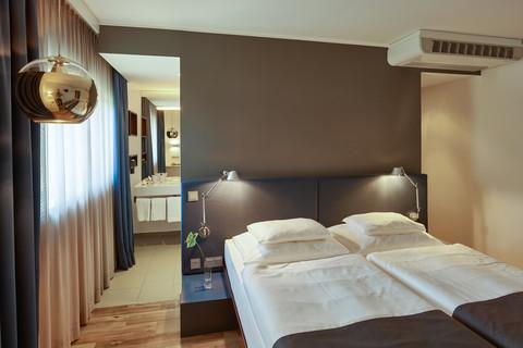 roomz Graz - room © Kurt Hoerbst