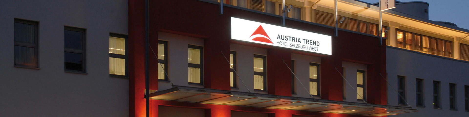 Austria Trend Hotel Salzburg West - Aussenansicht © Austria Trend Hotels